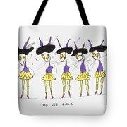Les Girls Tote Bag