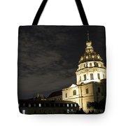 Les Invalides - Eglise Du Dome At Night - 2 Tote Bag