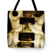 Les Paul - Blondes Have More Fun Tote Bag