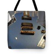 Les Paul Gibson Tote Bag