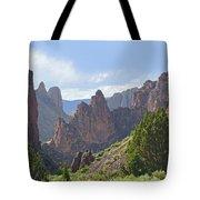 Db5956-leslie Gulch Tote Bag