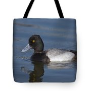 Lesser Scaup Male Tote Bag