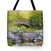 Lester Park Bridge Tote Bag