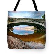 Lester River Mouth Tote Bag