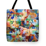 Let Everything That Has Been Made Know That You Are Its Maker  Tote Bag