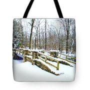 Let It Snow Let It Snow Tote Bag