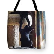 Let Me Help You Up Tote Bag