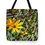 Let Me Out Tote Bag