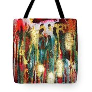 Let The Old Go Tote Bag