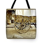 Let The Old Times Roll Tote Bag