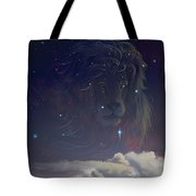 Let The Wind Blow Tote Bag