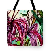 Let There Be Spiders Tote Bag