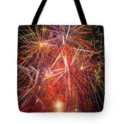 Let Us Celebrate Tote Bag