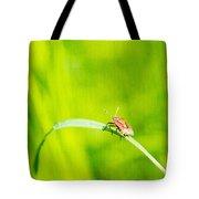 Let World Be Live Tote Bag