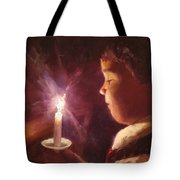 Let Your Light Shine 2 Tote Bag