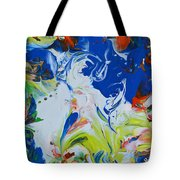 Let Your Spirit Rise Tote Bag