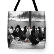 Let Yourself Stand Out Tote Bag
