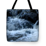 Letchworth State Park Genesee River Cascades Tote Bag