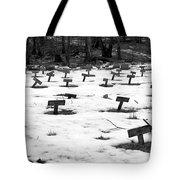 Letchworth Village Cemetery Tote Bag