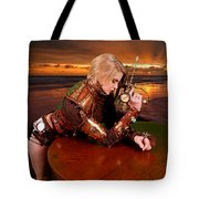 Lethal Lisa Tote Bag