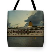 Let's Cruize Tote Bag