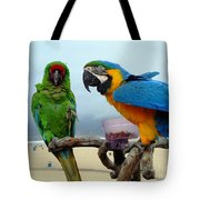 Lets Do Lunch Tote Bag