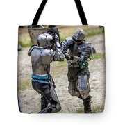 Lets Fight Tote Bag