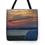 Lets Go Flying Tote Bag