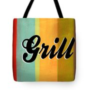 Let's Grill This Tote Bag