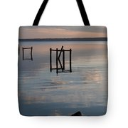 Lets Play Croquet Tote Bag