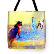 Lets Run Away From Everything And Start A New Life  Tote Bag