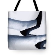 Lets Tango In The Night Tote Bag