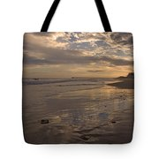 Let's Walk This Evening Tote Bag