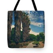 Let's Walk This Path Together Tote Bag