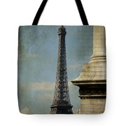 Letter From Paris Tote Bag