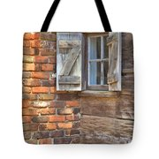 Letting Sunshine In Tote Bag
