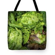 Lettuce Go Forward Tote Bag