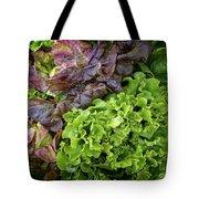 Lettuce Medley Tote Bag