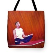 Levitation Tote Bag