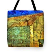 Leviticus 24 15 Tote Bag