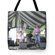 Levon Helm's Dirt Farmer Band Tote Bag