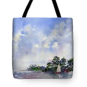 Leeward The Island Tote Bag