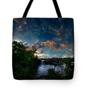 Lewiston In July Tote Bag