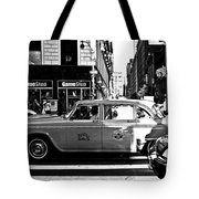 Lexington Avenue Tote Bag