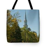 Lexington Battlefield  Tote Bag