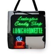 Lexington Candy Shop Tote Bag