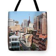 Lexington Street Tote Bag