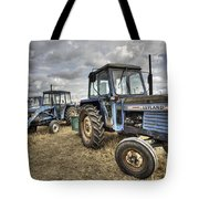 Leyland Tractors  Tote Bag