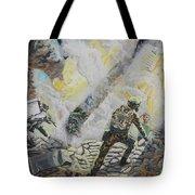 Liberator's Guardian Angles Tote Bag
