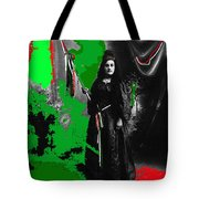 Libertad Lady Number 1  Collage C.1880 Tucson Arizona 1880-2005 Tote Bag